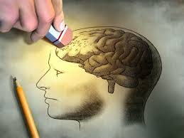 erasing thoughts